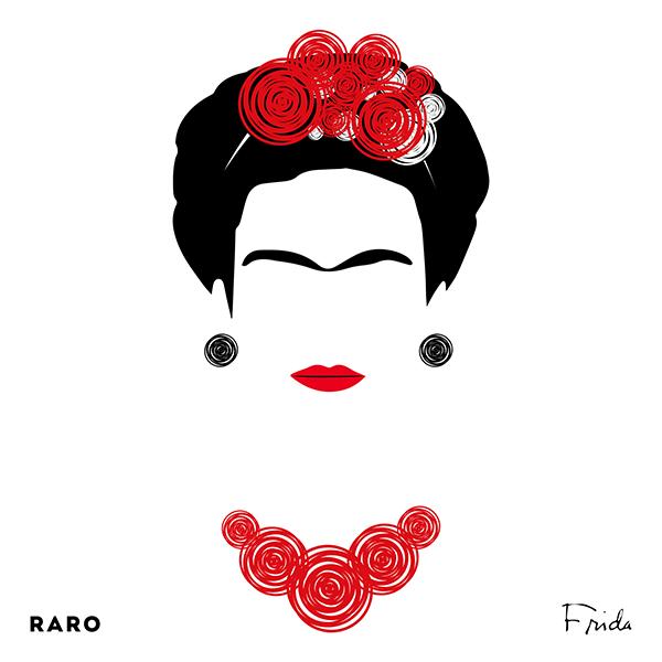 Frida Kahlo Bologna Palazzo Albergati Arthemisia Spazio RARO Gioielli