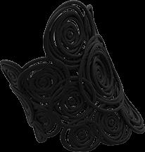 Bracciale BIG Hula Hoop - RARO Gioielli in Stampa 3D