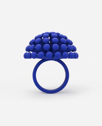 Anello Soffione - RARO - Gioielli in stampa 3D
